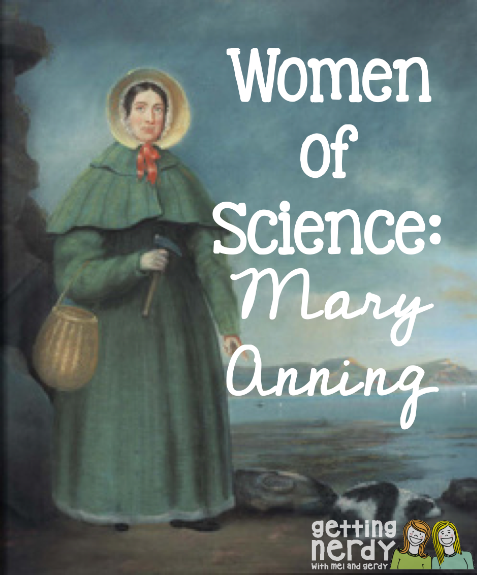 Women Of Science Mary Anning Getting Nerdy