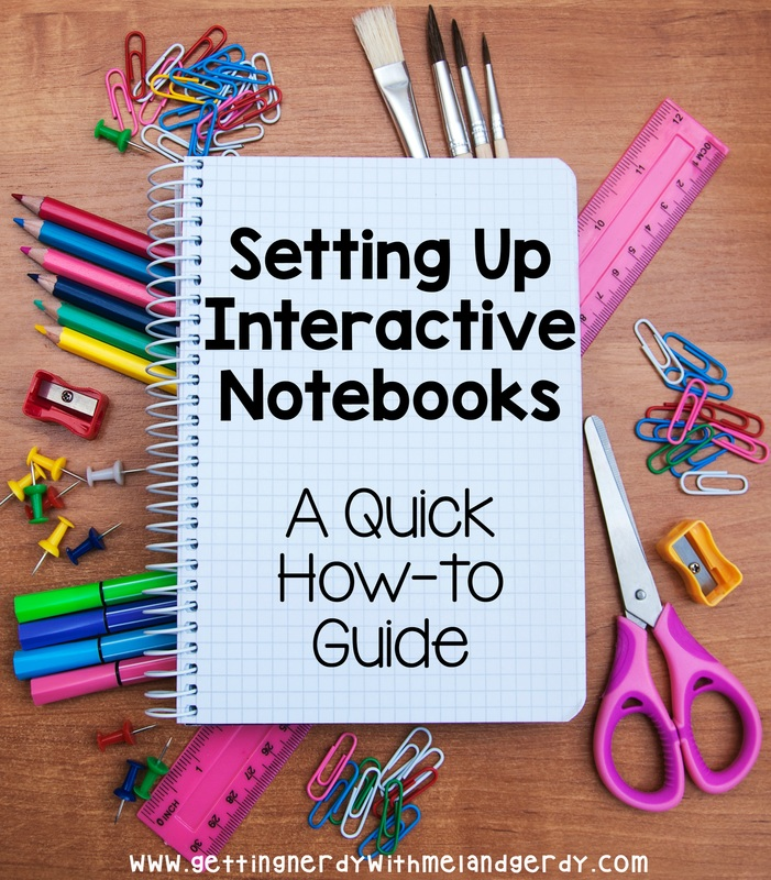 This Week in Science: Interactive Notebook Setup