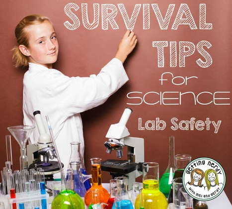 I Will Survive: Tips for Teaching Lab Safety