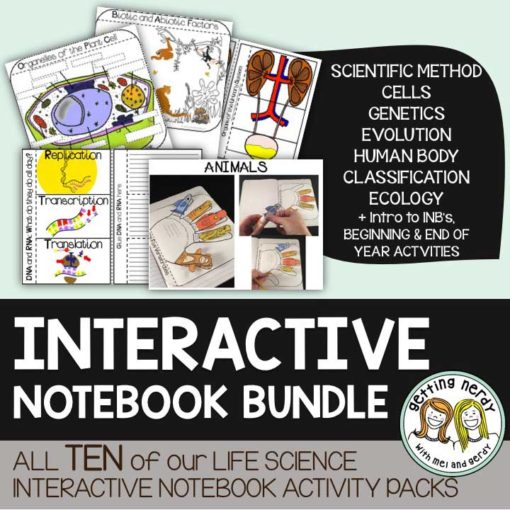 Human-Body-Systems-Interactive-Notebook-Activities