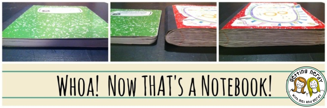 INB Makin' My Own Notebook! How to Effectively Use Interactive Notebooks