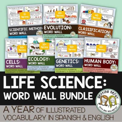 Life-Science-and-Biology-Word-Wall-Bundle