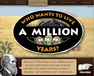 https://www.ologames.com/Free_Games/Who-Wants-To-Live-A-Million-Years