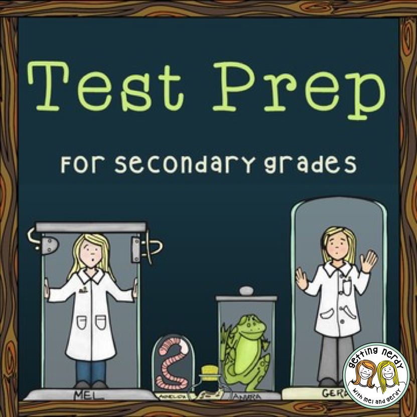 Helpful Test Prep Ideas for Secondary Grades